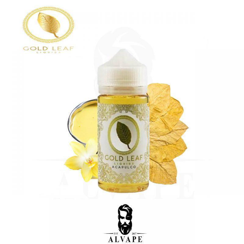 جولد ليف اكابولكو, نكهة جولد ليف اكابولكو, Gold Leaf Acapulco Salt 30,