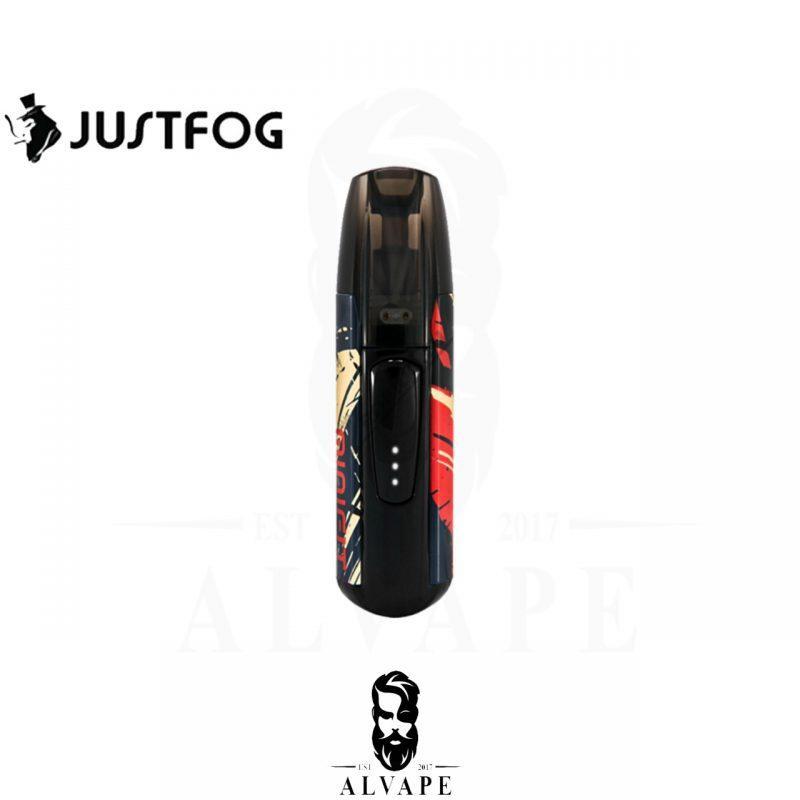ميني فيت بود سيستم, جهاز جست فوج, Justfog MiniFit Pod System